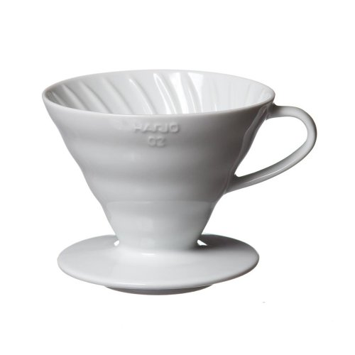 Hario White V60 Ceramic Dripper 02