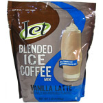 Jet Vanilla Latte Blended Iced Coffee, 3 lb Bag