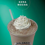 Big Train KONA MOCHA Blended Iced Coffee, 3.5 lb Bag