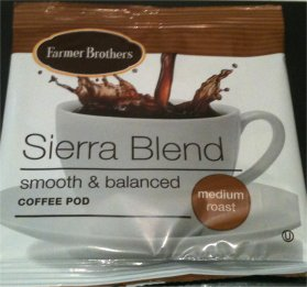 Farmer Brothers Mello Cup Coffee, Single Serving Filter Pack - 300 per box