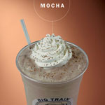 Big Train MOCHA Blended Iced Coffee , 3.5 lb Bag