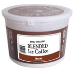 Big Train MOCHA Blended Iced Coffee Tub Kit