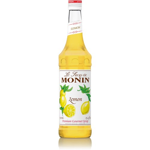Monin Lemon Syrup, 750 ml