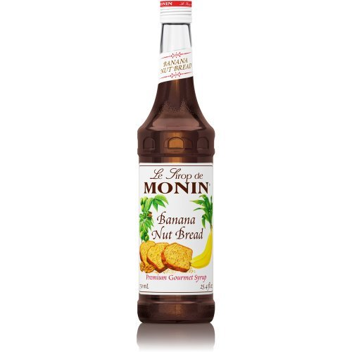 Monin Banana Nut Syrup, 750 ml