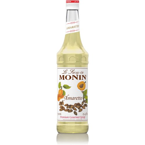 Monin Amaretto Syrup, 750 ml