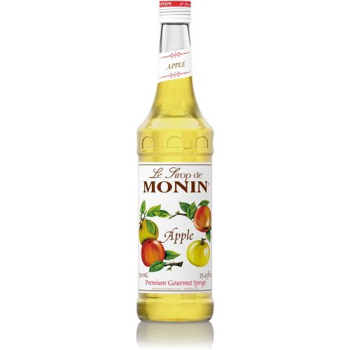 Monin Apple Syrup, 750 ml
