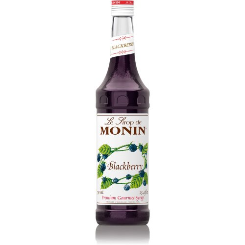 Monin Blackberry Syrup, 750 ml