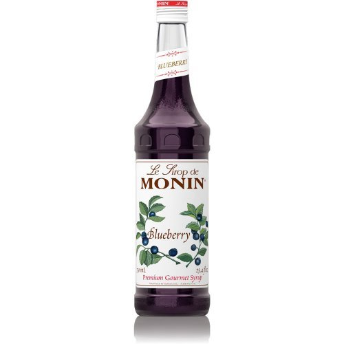 Monin Blueberry Syrup, 750 ml
