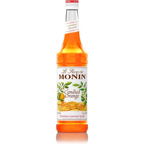 Monin Candied Orange Syrup, 750 ml
