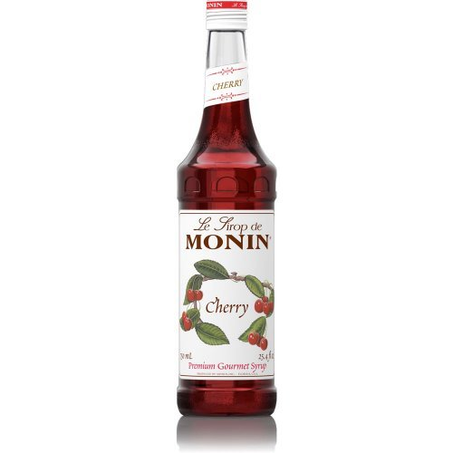 Monin Cherry Syrup, 750 ml
