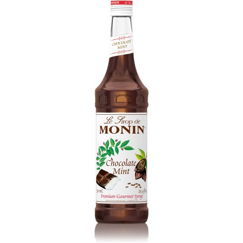 Monin Chocolate Mint Syrup, 750 ml